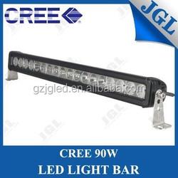 car roof top light bar CREE magetic led light bar 12v auto spare parts 23''