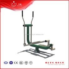 Céu Stepper tubo galvanizado ao ar livre equipamentos de musculação