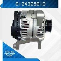 vw alternator,0124325010,14V90A,PASSAT,5 pulley