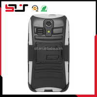 Cellphone cover with kickstand and holster for kyocera vibe c6725 holster case