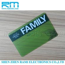 new product high performance13.56Mhz rfid smart card reader & writer/rfid poker card/rfid card holder made in china