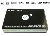 """1080P HDMI MEDIA PLAYER WITH SD, USB AND BUILT-IN 2.5"""" HD"""
