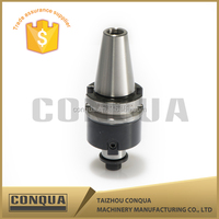 high precision ER collect chuck knurling tool holder