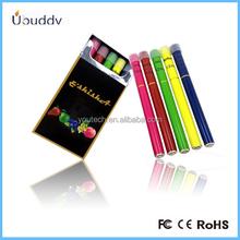 2015 new product in stock disposable electronic cigarette hookah pen 500puffs fruit flavor shisha pen OEM e shisha