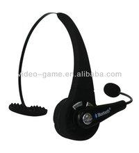 bluetooth casque sans fil pour console de jeu vidéo ps3