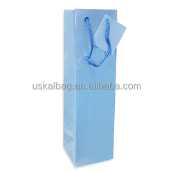 lovely and nice with good quality laminated recyclable mini gift paper bag