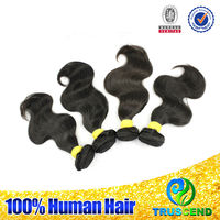 Hight quality 100%unprocessed virgin remy human hair wholesale factory price 6A unprocessed brazilian freetress hair