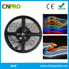 OEM Brand DC 12V SMD Changeable color Indoor LED Strip SMD 5050 Full Spectrum