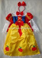 carnival snow white princess christmas costume