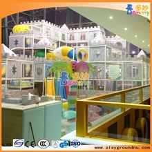 Good Quality Children indoor playground plastic playsets