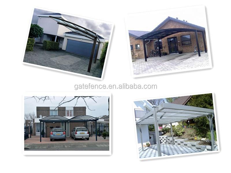 Aluminum Double Carport And Aluminum Carport Canopy