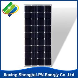 150W monocrystalline panel solar pv module Solar Panel sisteme de energia solar sun power panel