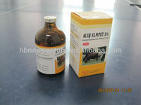 (50ml,100ml)5%, 10%, 20%,Oxytetracycline Injection of veterinary medicine drugs