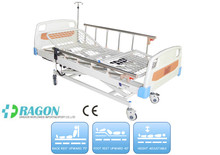 Cheap and high quality products!!hospital electric bed with three functions,bed hospital;DW-BD115