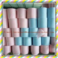 [FACTORY ] Super absorbent Chemical bond cloth (viscose/polyester)/Restaurant use disposable cleaning rags