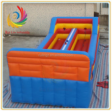 Ruilin inflatable game with bungee run,inflatable basketball shooting