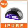 iPure new model touch on 12w led uv nail lamp