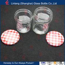 2015 new Glass shrimp sauce Bottles High Quality