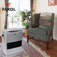 Standing indoor corona kerosene heater