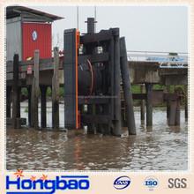 plastic dock block,marine bore worm resistant pe fender pad,anti abrasion fender pad