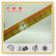 Manufactory price Lexan plastic material colored polycarbonate sheet cellular pc panel roofing material
