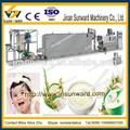 Automática en caliente la venta de comida para bebés que hace la línea de procesamiento