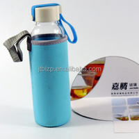 wholesale glass water bottles double wall glass water bottle