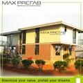rápida construcción de casas prefabricadas de hormigón de los precios