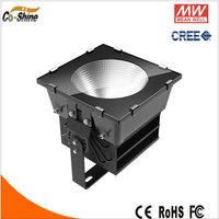 alibaba express 5 years warranty Meanwell led driver IP65 AC85-265v 500w high lumen led flood light