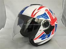 High quality open face motorcycle helmet got ECE certificate