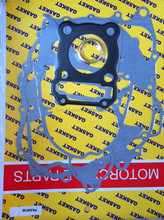 factory whole sale high quality BAJAJ PULSAR180 gasket set for motorcycle scooter atv go kart tricycle and dirt bike