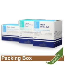 Hong Kong Manufacture Luxury Cream Cosmetic Paper Box