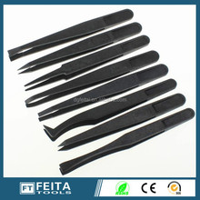 Wholesale Best Price ESD Industrial Plastic Tweezers Made In China