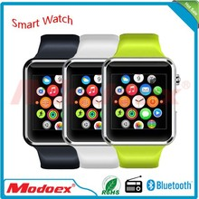 2015 new smart bluetooth watch wrist watch bluetooth aw8 smart watch phone A1 GT08