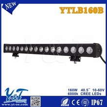 New product with five auxiliary rear light function tuning light led light bar 160W 515d*90w*60h