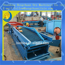 Hengchuan New 6-S Gold Shaking Table Price , Mineral Separator