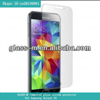 Mobilephone/cellphone Accessories tempered glass screen protector for Samsung Galaxy S5