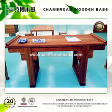 Luxury wooden indoor furniture, High-end custom Chinese furniture, Ming-style table