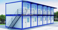 Accommodation mobile office container
