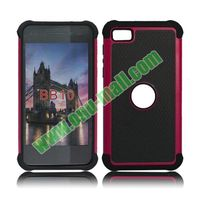 Two in One Pattern Protective Hard Case for Blackberry Z10
