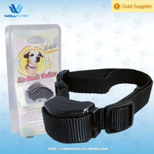 Electric Safe Vibration dog bark terminator Collar for Puppy