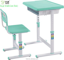 ergonomic kids adjustable chair and table