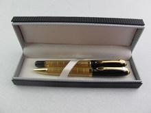 golden ballpoint Pen gifts,Gel Pen gift sets,ball pen TS-p00197
