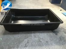 PP/PVC vacuum forming plastic black plant seeding pot