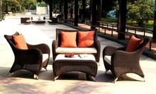 outdoor courtyard furniture sofa set AWRF6041