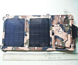 Solar Power Folder, Solar Panel Folder, Solar Panel Bag, Solar Power USB Charger Folder