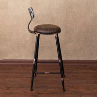 Restaurant chair metal antique stainless steal dinning chair on sale
