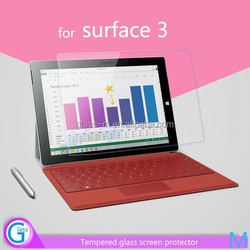 for Microsoft Surface 3 Tempered Glass Invisible Shield