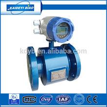 proveedor de China, metro electromagnético digital inteligente de Flujo líquido