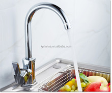 Single lever chrome Faucet kitchen copper, wash basin mixer